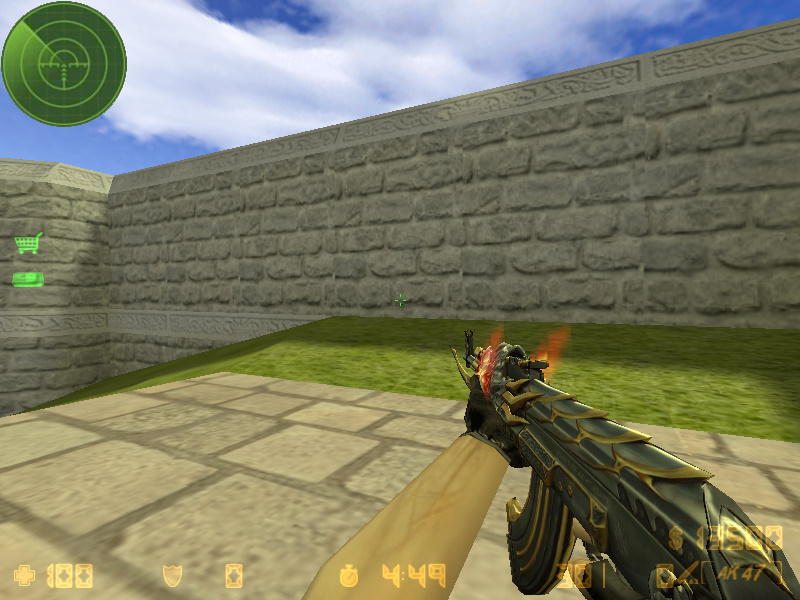 Counter strike скачать 1.7